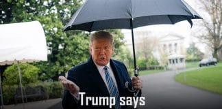 Trump not to impose Coronavirus Quarantine on New York & New Jersey