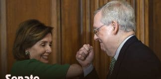 Senate approves $2T Stimulus package bill with 96-0 amid coronavirus