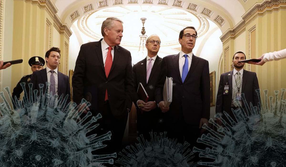 White House, Senate passes a $2T stimulus package to fight coronavirus