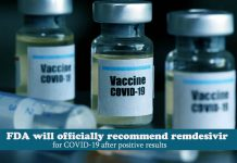 FDA will officially recommend remdesivir for COVID-19 after positive results