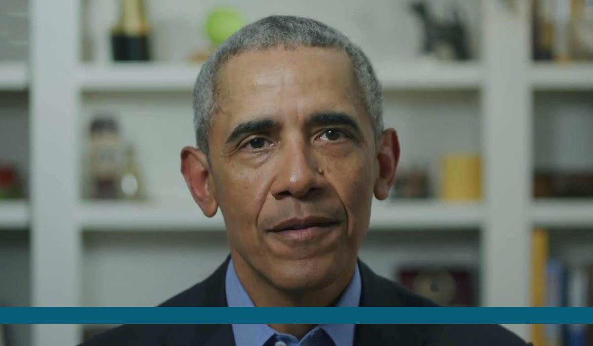 Former U.S. President Obama endorsed Joe Biden for President