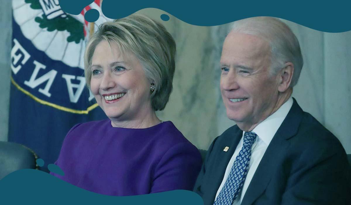 Hillary Clinton Endorses Biden for President in 2020