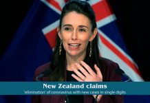 New Zealand claimed new cases of COVID-19 in single digits