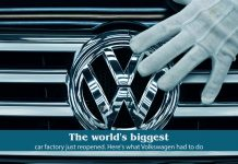 Volkswagen just restarted its production after coronavirus lockdown
