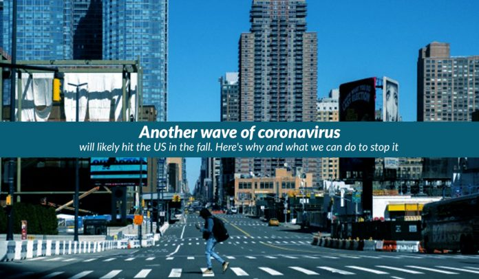 How to stop 2nd wave of COVID-19 that may hit the US this winter