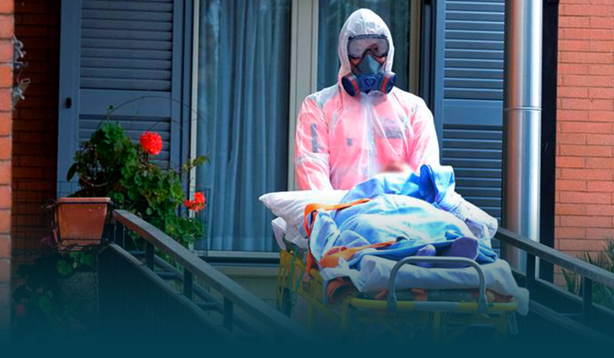 Latest US Coronavirus model predicted 134,000 deaths