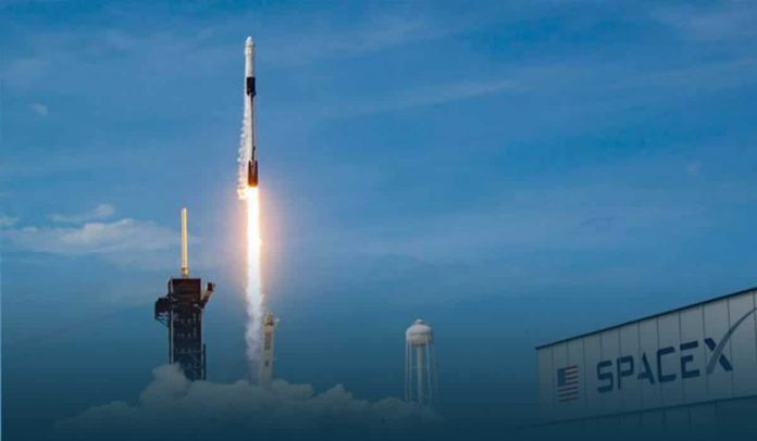 SpaceX made history by launching astronauts from U.S. soil