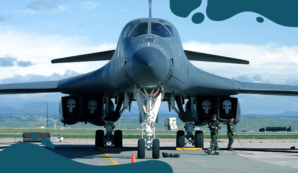 US sends B-1 bombers back to Pacific on temporary deployment