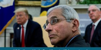 White House blocked Dr. Fauci to Testify before the Democratic-led House