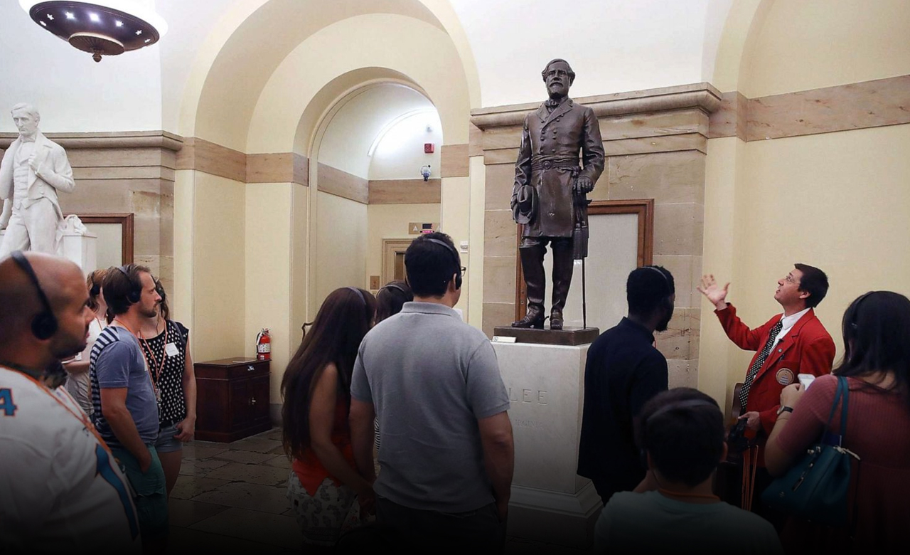 House Speaker may hide Confederate statues of leaders