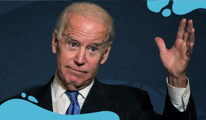 Democratic Joe Biden leads Republican Donald Trump by seven points
