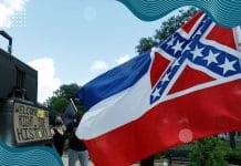 Mississippi Government passed bill to remove confederate emblem from state flag