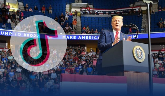 TikTok Users trolled the campaign of Donald Trump in Tulsa