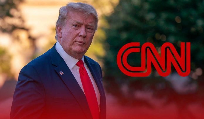 Trump's campaign asks CNN to apologize for a recent poll