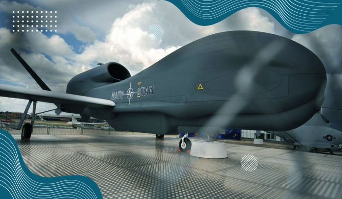 United States Air Force initiates spy drones over the South China Sea