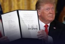 U.S. President signed executive order to protect Memorials & Monuments