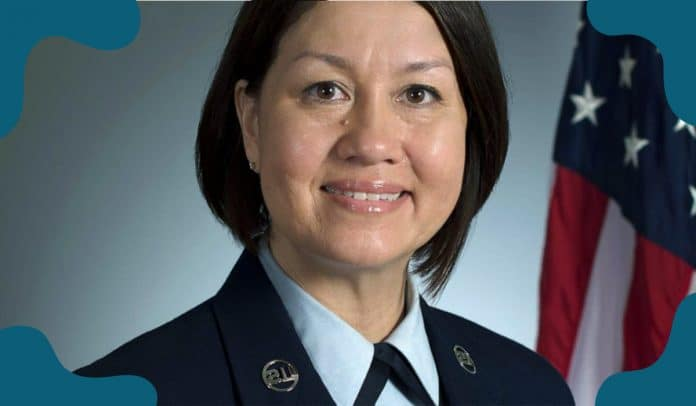 Bass selected as the first woman as top non-commissioned officer