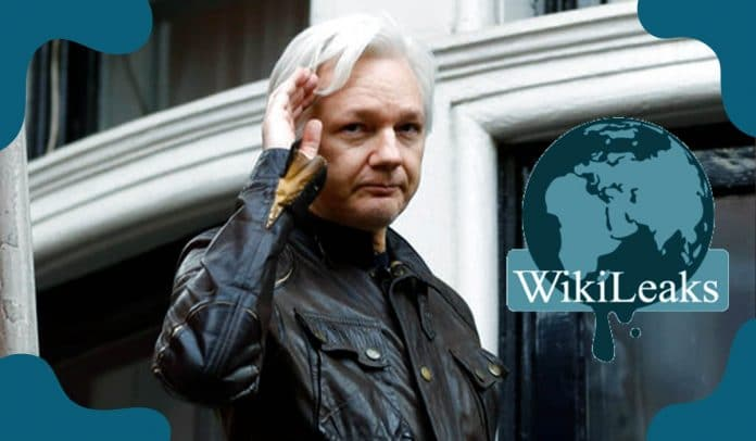 Julian Assange suspected in U.S. accusation of conspiracy