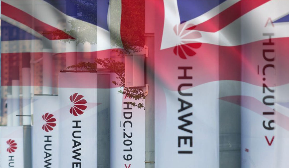 UK Huawei ban not related to U.S. security risks claims - Andy Purdy
