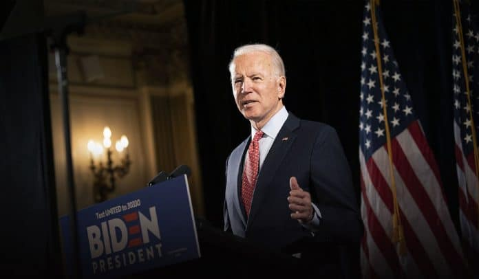 Joe Biden took lead in post-convention polling against Trump