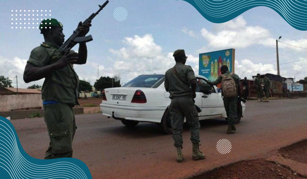 Mali's President resigned after his arrest