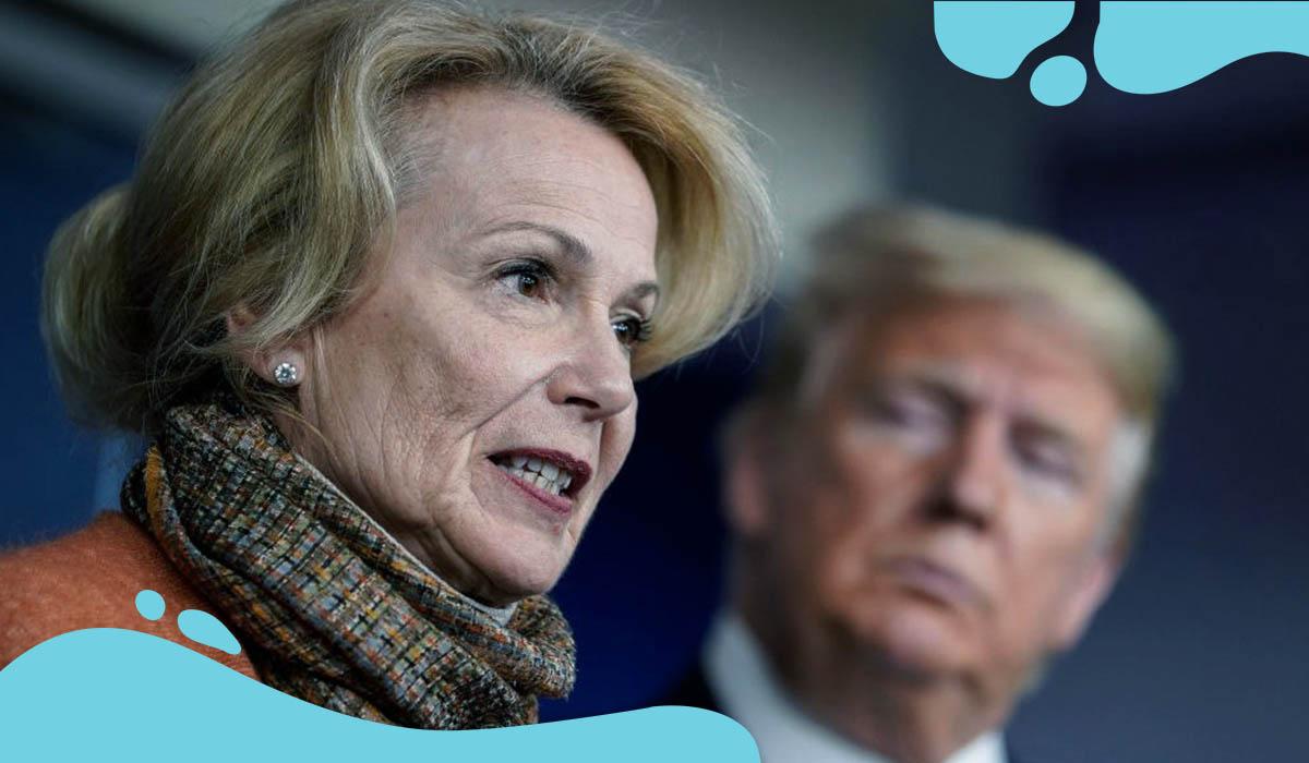 Trump criticizes Dr. Birx following her COVID-19 warnings