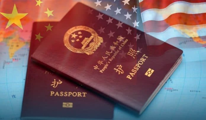 Chinese authorities force new visa restrictions targeting US Journalists