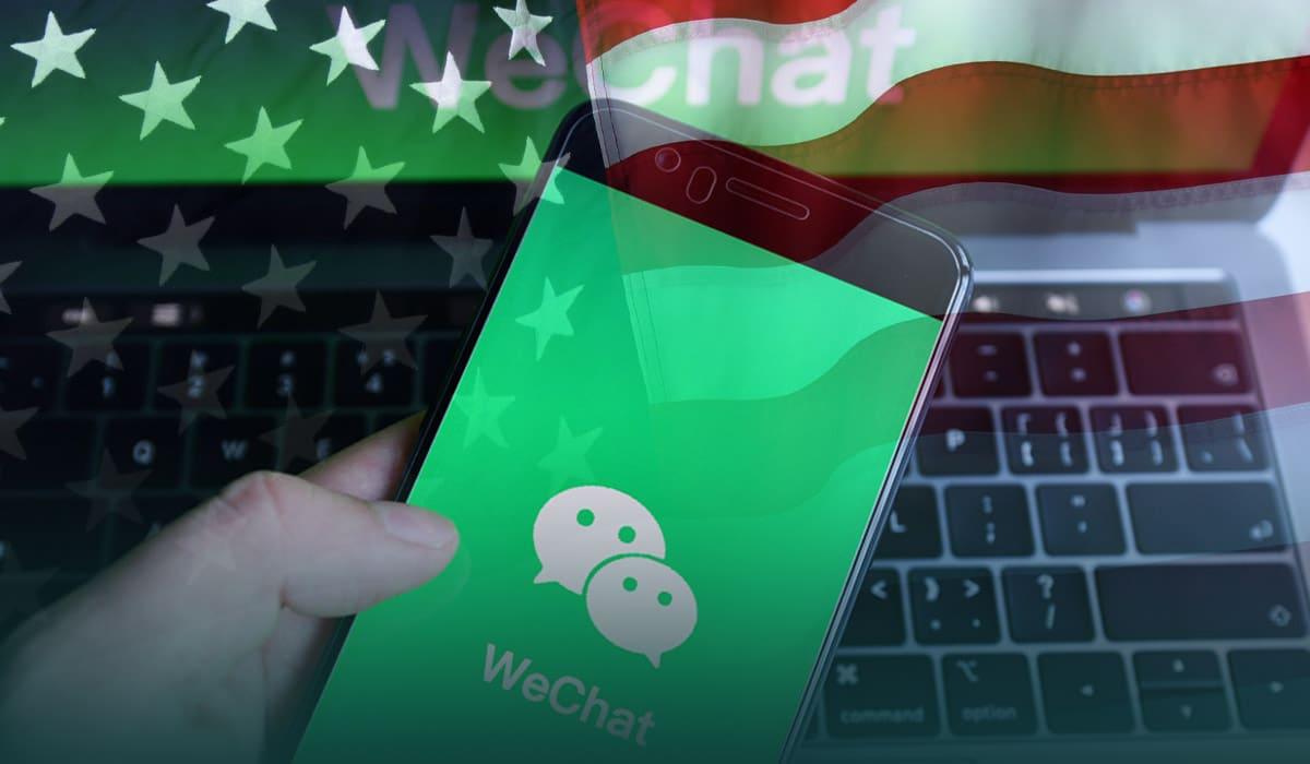 Federal Judge provisionally blocks Trump's WeChat Ban