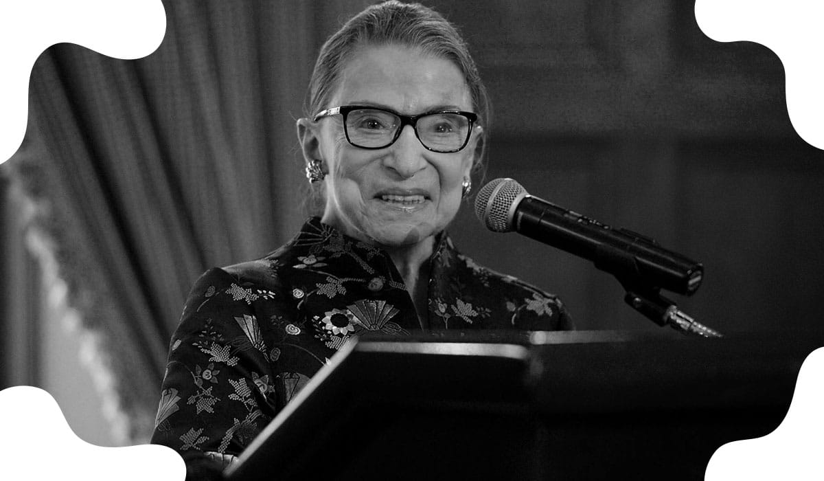 Justice Ruth Bader Ginsburg dead at 87 due to cancer