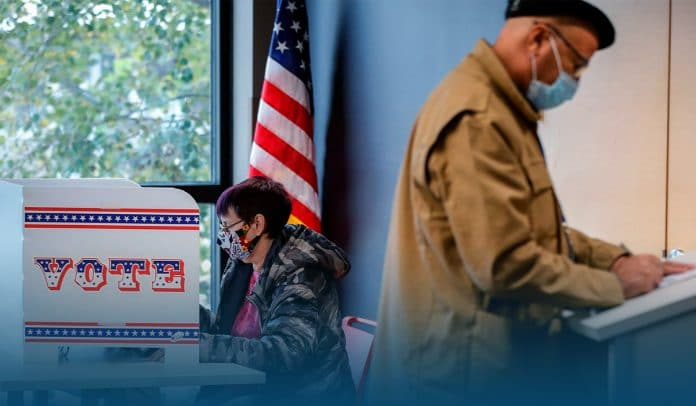 CDC Announced Safety Measures for 2020 General in-person Voting