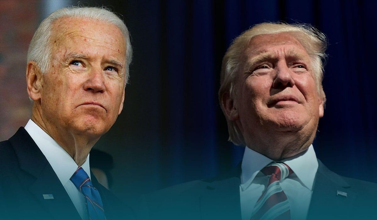 Final presidential debate 2020 between Trump & Biden
