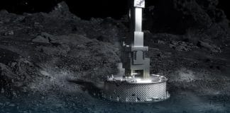 Some sample particles of asteroid Bennu are leaking into Space