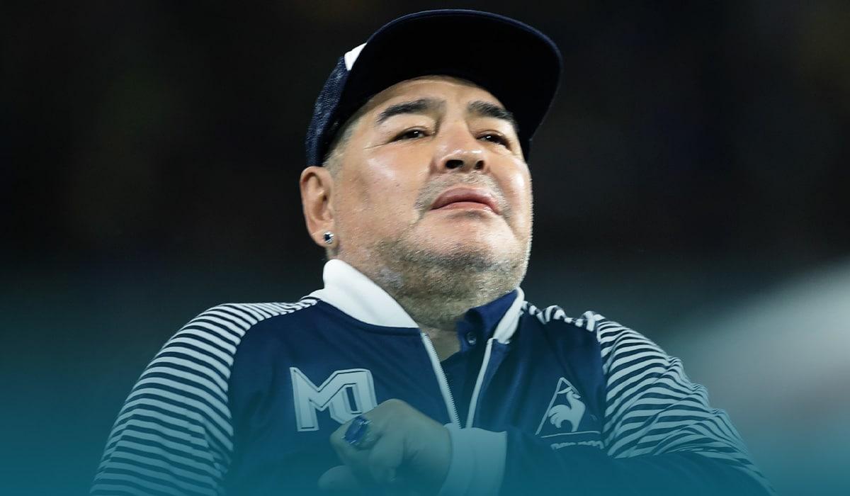 Diego Maradona dies at 60 after suffering cardiac arrest