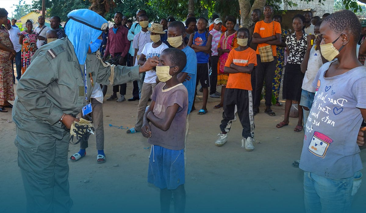 The DRC officially declares its 11th Ebola outbreak end