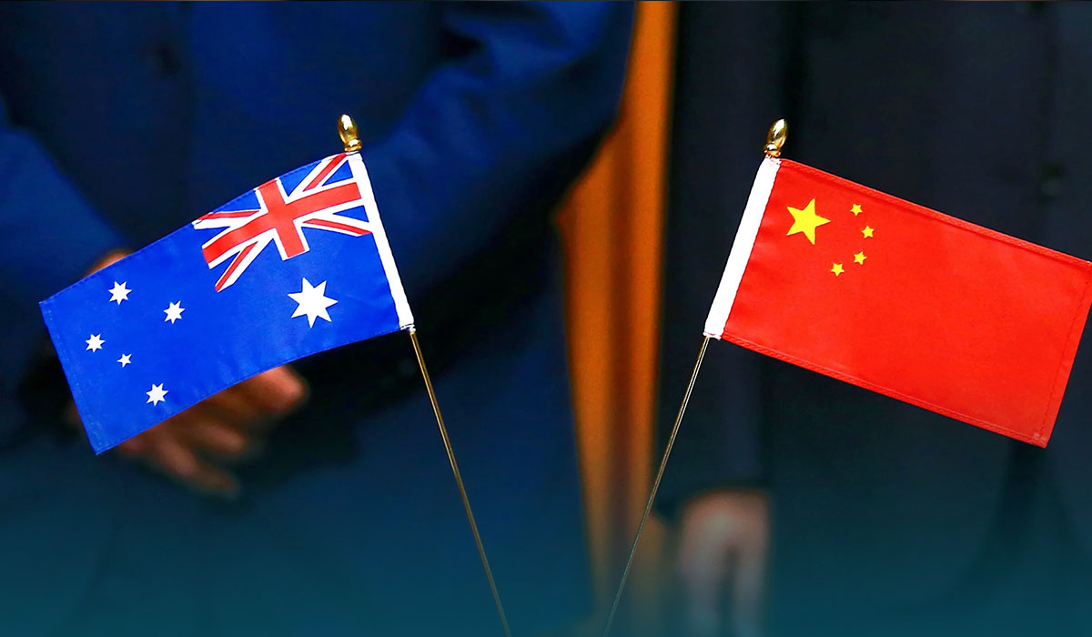 Australia-China Trade: Chinese restrictions Deeply Troubled Australia