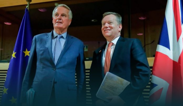 Final throw of the dice, EU-UK to resume trade talks