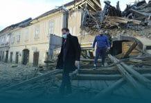 Croatia Rattles, The 6.4-magnitude Earthquake Leaves At least Seven Dead