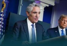Dr. Scott Atlas resigns from White House Coronavirus Task Force