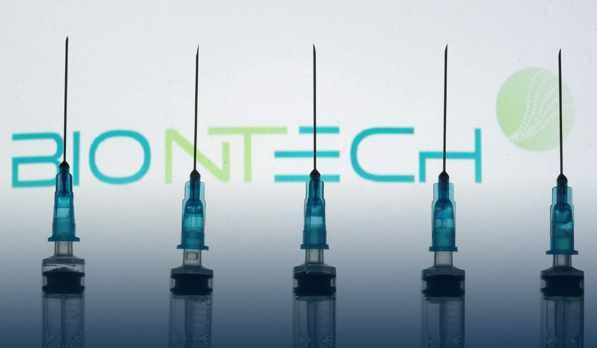 FDA advisers recommend use of Pfizer BioNTech coronavirus vaccine