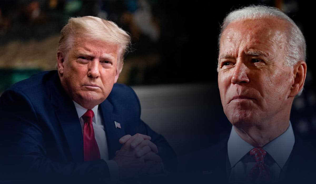 Biden Criticizes President Trump's Pentagon and OMB for Obstructions