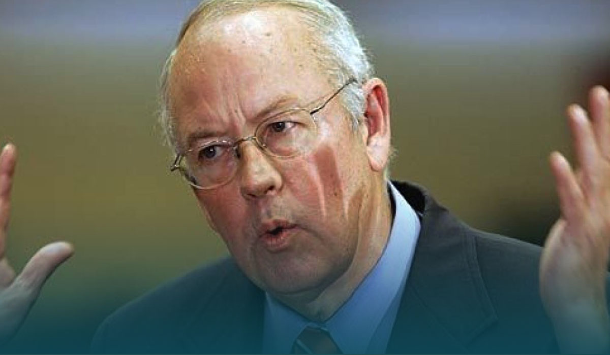 Sen. Ron Johnson Invites Ken Starr To Testify On A Controversial Hearing On Elections