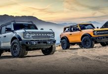 The 2021 Ford Bronco is delayed due to Covid-19 Supply disruptions