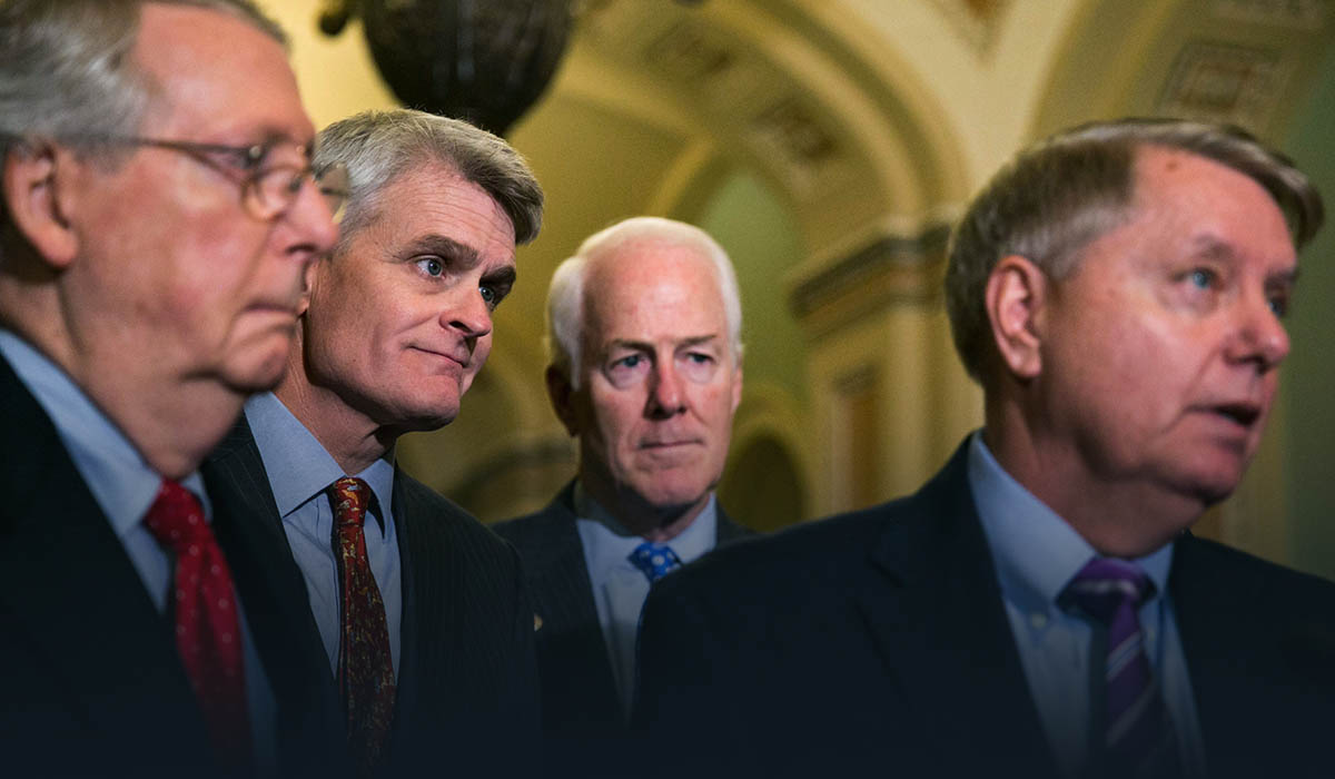 Angry Republicans Invoking for 25th Amendment to Remove Trump after Capitol Hill Riots