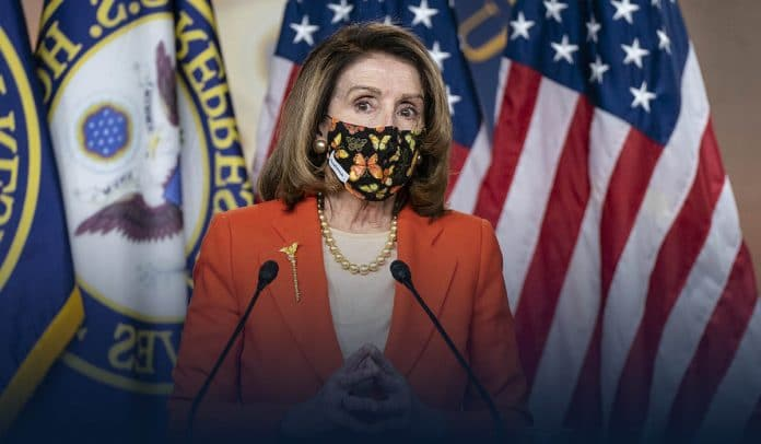 Riley June Williams Arrested, Accused of Stealing Pelosi's Laptop