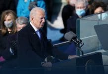 Joe Biden sworn in as 46th US President, calls for End to 'uncivil war'