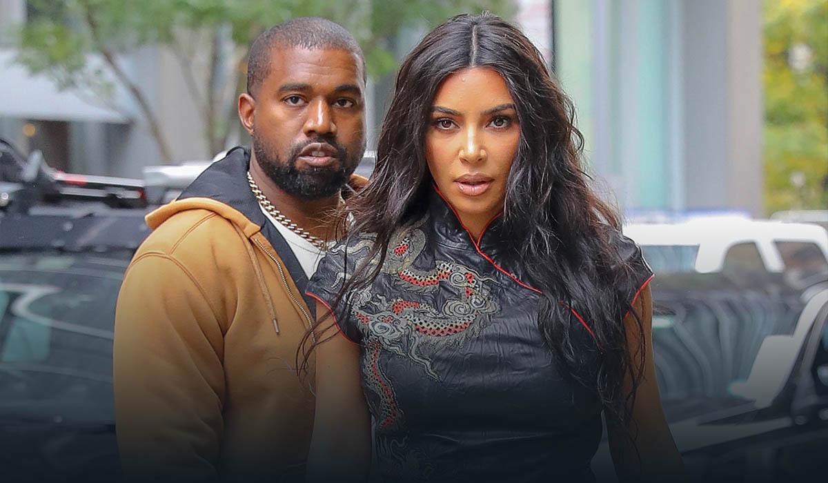 Kim Kardashian West and Kanye West getting Divorced