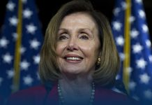 Nancy Pelosi Re-Elected Speaker Sunday with Slim Majority