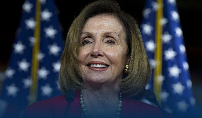 Nancy Pelosi Re-Elected Speaker Sunday with Slim Majority