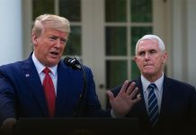 Mike Pence Informed President Trump He Lacks Unilateral Power to Block Biden's Victory