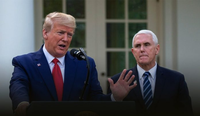 Pence Informed Trump He Lacks Unilateral Power to Block Biden's Victory